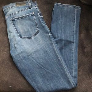 DKNY super stretchy Soho Skinny Jeans